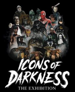 ICONS OF DARKNESS WITH RICH CORRELL @ Virtual Event