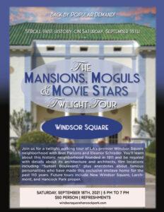 Mansions, Moguls & Movie Stars Twilight Tour